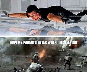 funny, parents, and true image