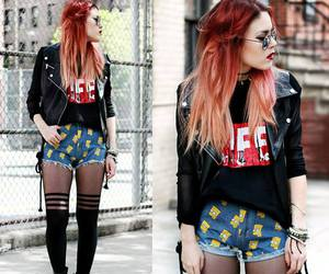 rock, style, and cool image