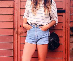 blog, fashion, and hair image