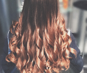 black, brown, and curls image