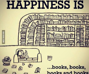 book and happiness image