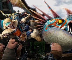 astrid and httyd 2 image