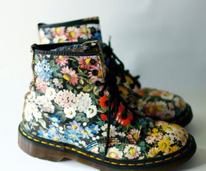 boots, pretty, and fashion image