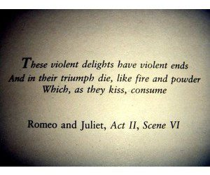 quotes and romeo and juliet image
