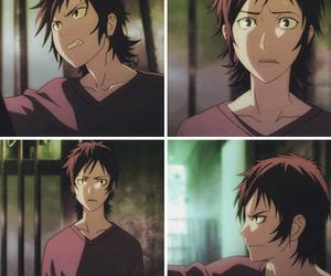 anime, K, and misaki image