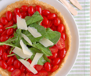 cheese, tomato, and tomatoes image