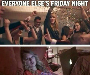 funny, friday night, and true image