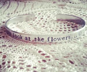 bijoux, carol, and flowers image