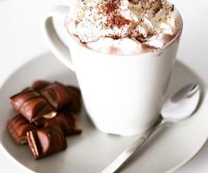 chocolate, food, and coffee image