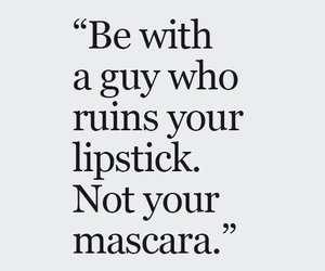 quotes, love, and lipstick image