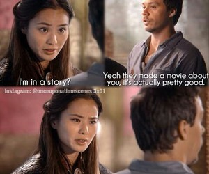 mulan, neal, and once upon a time image