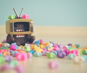 domo kun, photography, and cute image