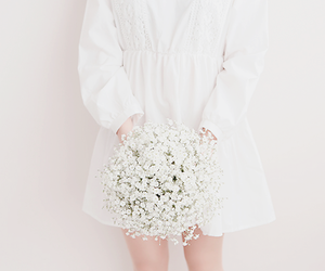 cute, bouquet, and fashion image