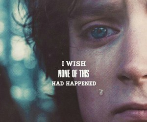 LOTR and frodo image