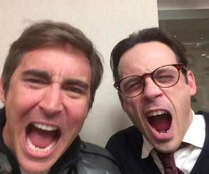 joe, lee pace, and scoot mcnairy image