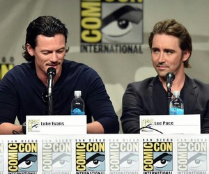 comic con, the hobbit, and bard image