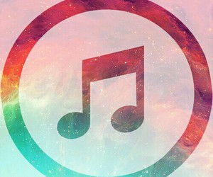 colors, music, and wallpaper image