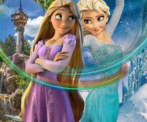 forever, elsa, and friends image