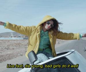 mia, bad girls, and alternative image