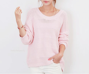 cute, pink, and fashion image