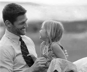 love, dad, and father image