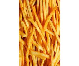 background, food, and fries image