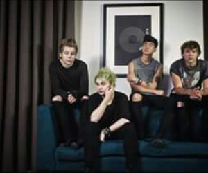 bands, 5sos, and guys image