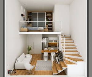 apartment, chill, and dream home image