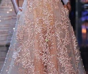ballgown, beautiful, and boho image