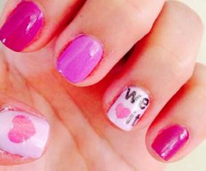 beauty, nails, and fashion image