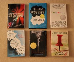 john green books, hipsterkickster, and sarah lemley image