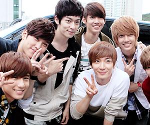 boyfriend, Leeteuk, and kpop image