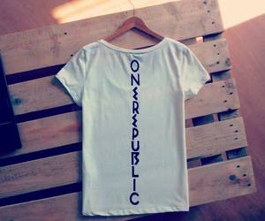 fashion, t-shirts, and onerepublic image
