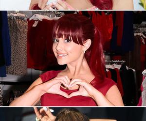 ari, cute, and love image