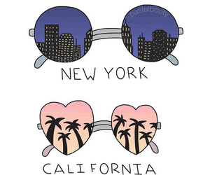 background, cali, and california image
