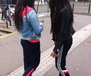 girl and thug image