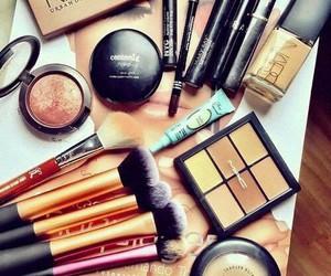 beautiful, blush, and lipstick image