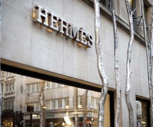 hermes, luxury, and shop image
