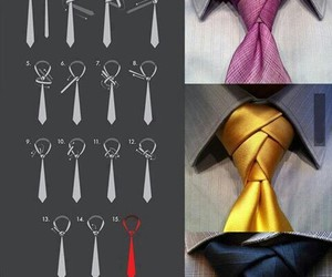 tie, diy, and knot image