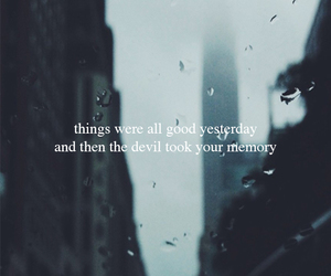 ed sheeran, rain, and Lyrics image