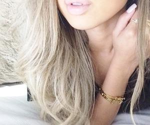lips, nails, and hair image
