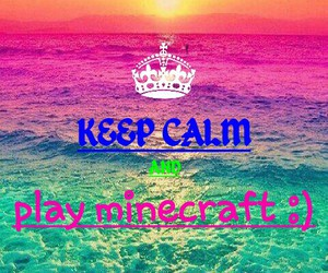 :), cool, and minecraft image