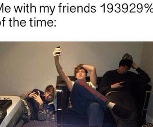 5sos, lol, and friends image