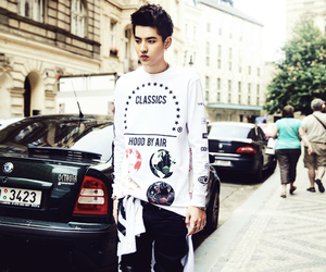 kris, exo, and wu yi fan image