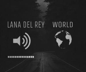 lana del rey, music, and world image
