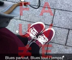 blues, french, and french band image