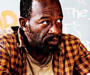 the walking dead, morgan, and twd image