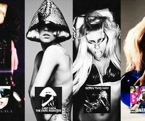 Lady gaga, artpop, and little monsters image