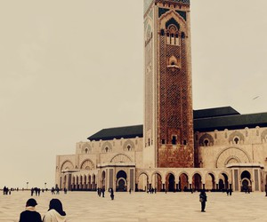 maroc and mosquee image