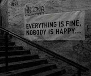 happy, fine, and grunge image